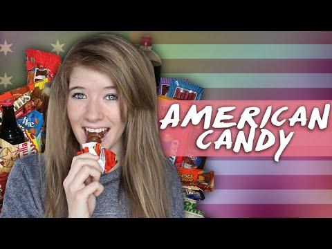 American Candy Taste Test!