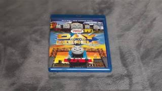 Thomas and Friends Home Media Reviews Episode 76.1 - Day of the Diesels on Blu-ray