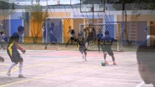 Microfútbol juvenil masculino - Aniversario I.E.M: Luis Eduardo Mora Osejo 2014