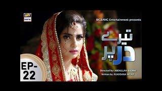 Tere Dar Per Episode 22 - ARY Digital Drama