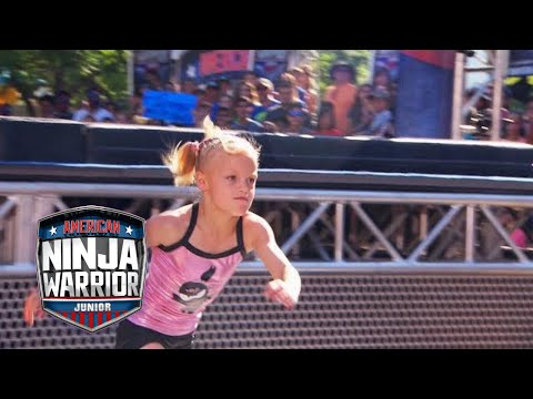 Xxx Mp4 American Ninja Warrior Junior Qualifier EP 5 FULL OPENING CLIP Universal Kids 3gp Sex