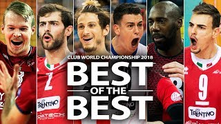 Best of the Best | STATISTICS | Volleyball Club World Championship 2018