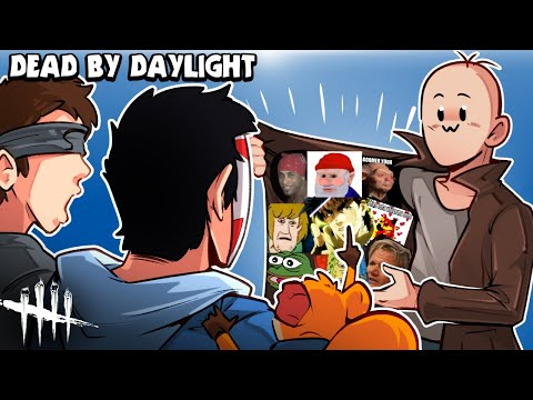 Dead By Daylight GOT TO SAVE THE GOOD MEMES New Killer Survivors & Map Demogorgon