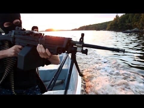 Airsoft Squad: Amphibious Assault