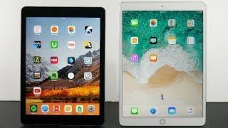 iPad Pro 9.7 vs iPad Pro 10.5