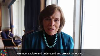 Sylvia Earle: World Oceans Day Message