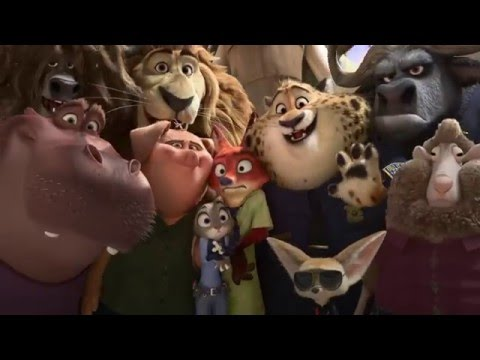 Meet The Cast TV Spot Zootopia in Theatres this Friday