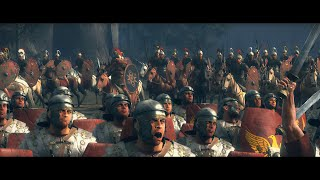 Battle of the Teutoburg Forest 9 CE  | Germanic tribes Vs Roman Empire | Total War: Rome 2 cinematic