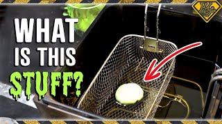 What OOBLECK Does in a VACUUM CHAMBER