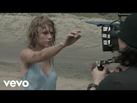 Taylor Swift Out Of The Woods – The Making Of
