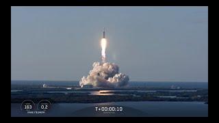 Arabsat-6A Mission