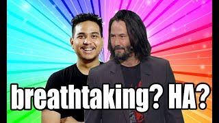Eno Bening Ha? Meme & Breathtaking Keanu - #MemeIndonesia 37