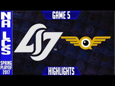 Xxx Mp4 FlyQuest Vs CLG Game 5 Highlights NA LCS Summer Playoffs 2017 FLY Vs CLG G5 3gp Sex