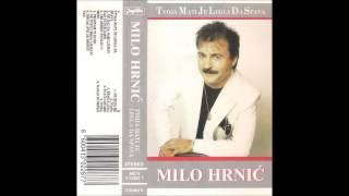 Milo Hrnić - Tri jeseni