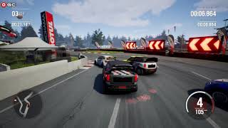 Gravel Rally Sports Car Racing / Pc Gameplay FHD #3