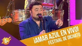 Amar Azul en vivo | Festival de Dichato 2018