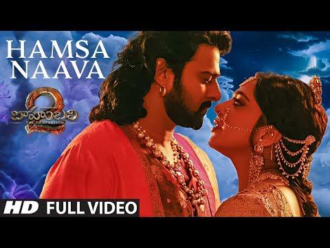 Xxx Mp4 Hamsa Naava Full Video Song Baahubali 2 Prabhas Anushka Shetty Rana Tamannaah SS Rajamouli 3gp Sex
