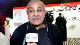 الإعلامي رضا العودي يتحدث عن تجربة أكثر من 25 سنة من العمل الصحفي الرياضي
