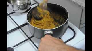 How To Cook Halva - آموزش درست کردن حلوا
