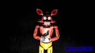 """FOXY'S SONG ANIMACIÓN   """"La Canción de Foxy de Five Nights at Freddy's"""" Animation"""