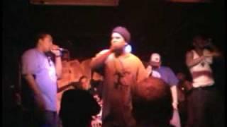Iron Solomon Vs. Immortal Technique Freestyle Battle @ EOW 9/15/02