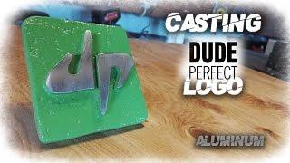 Making Dude Perfect Logo