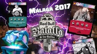 ¡¡ABRIENDO SOBRES!! ¡¡MI OPINION SOBRE LA RED BULL!! | Navalha - Freestyle Royale
