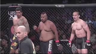 3 vs 3 MMA Team Fighting Commentary