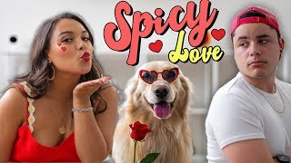 SPICY LOVE- OFFICIAL SONG♡🎶Natalies Outlet + Schmoyoho REMIX◡̈