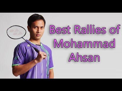 Xxx Mp4 Mohammad Ahsan And Setiawan BEST RALLIES From Their Begin Badminton 2016 3gp Sex