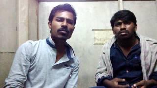 Best dubmash brundavanam jr.ntr brhami with Sri Hari dubmash by shivaprasad
