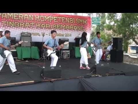 SMK Bina Nusantara 2014 (Satter Band)