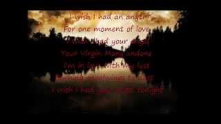 I Wish I Had An Angel - Nightwish Lyrics