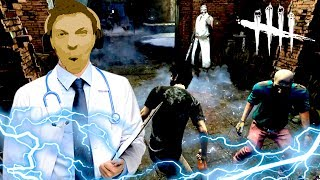 DR. DAN'S DEATH CLINIC | Dead By Daylight Gameplay Part 76