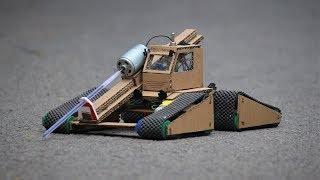 How to make a drill machine - High speed Horizontal drill machine