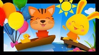 Maman les petits bateaux - Comptines et chansons pour les petits - Titounis