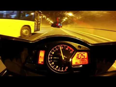 CBR 600RR Acceleration , Top speed