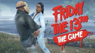 JASON BUGEADO Y EL ÉPICO CONDUCTOR!! FRIDAY THE 13th: THE GAME