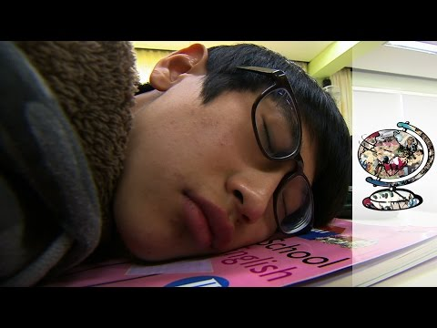 Xxx Mp4 Academic Pressure Pushing S Korean Students To Suicide 3gp Sex