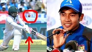 Download অসাধারণ সেঞ্চুরি করলেন মুশফিকুর রহিম   Mushfiqur rahim century   Bangladesh vs india test series 3Gp Mp4