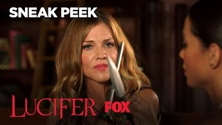 First Look: Lucifer's Mom Is Back From Hell For Blood   Season 2   LUCIFER