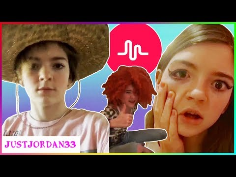 MY CRINGY MUSICAL.LY COMPILATION JUSTJORDAN33
