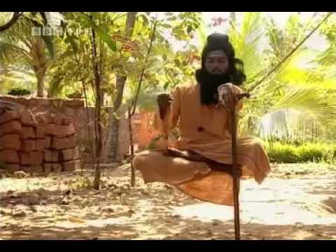 B.Premanand exposing miracles in BBC Indian Yogi s Sitting In The Air Secret