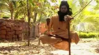 B.Premanand exposing miracles in BBC  'Indian Yogi's Sitting In The Air Secret '