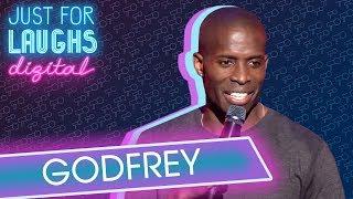 Godfrey Stand Up - 2013