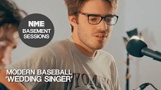 Modern Baseball, 'Wedding Singer' - NME Basement Sessions