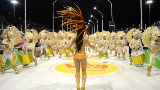 Batucada Ganadora Papelitos 2014 - Carnaval de Gualeguaychú