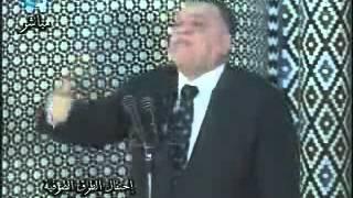 الدكتور احمد عمر هاشم ورد قوى جدا على الإساءة الى النبي