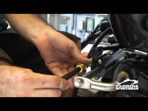 Installing Hydraulic Steering - FS Boat Maintenance Seminar