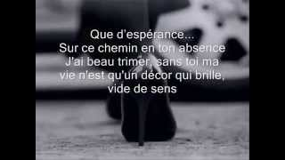 Indila - Dernière Danse (Paroles à l'écran)